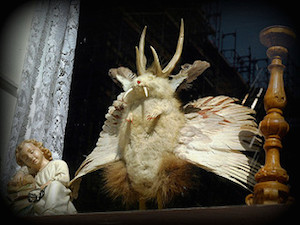 Foto: badjonni Wolpertinger via photopin (license)